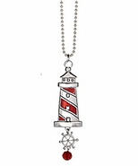 Ganz Nautical Car Charms - Lighthouse