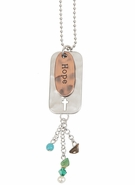 Ganz Simple Faith Car Charms - HOPE