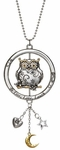 Ganz Spinning Car Charms - Owl