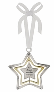 Ganz Star Ornaments - An Angel watches over you
