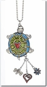 Ganz Color Art Car Charms - Turtle