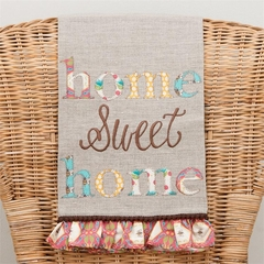 Glory Haus Home Sweet Home Tea Towel