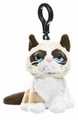 Ganz Grumpy Cat Key Clips