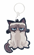 Grumpy Cat Keychains by Ganz