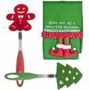 Kitchen Spatulas and Tea Towels