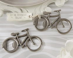"Kate Aspen ""Let's Go on an Adventure"" Bicycle Bottle Opener"