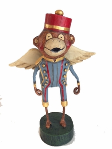 Lori Mitchell Monkey Business Wizard of Oz Figurine