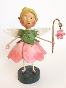 Lori Mitchell Sweet Pea Fairy Figurine