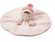 Nat & Jules Baby My First Doll Blankie - Brunette