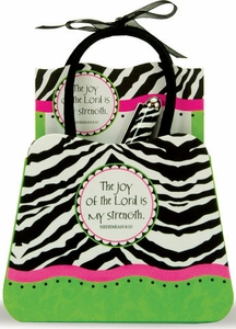 The Joy of the Lord is my Strength Notepad Gift Set