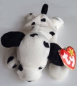TY Beanie Babies Dotty the Dalmation Dog