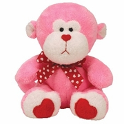 TY Beanie Babies Junglelove the Monkey