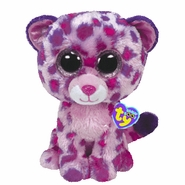 TY Beanie Boos Glamour the Leopard