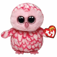 TY Beanie Boos Pinky the Pink Owl