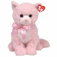 TY Classic Plush Duchess Pink Cat (9 inches)
