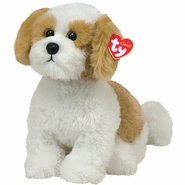 TY Classic Plush Barley the Dog (9 inches)