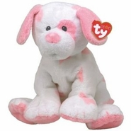TY Pluffies Baby Pups Pink