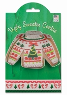 Ugly Sweater Christmas Cookie Cutter