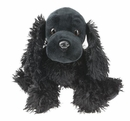 Webkinz Black Cocker Spaniel