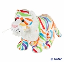 Webkinz Colorsplash Tiger