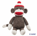 Webkinz Knit Sock Monkey