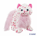 Webkinz Lovely Love Kitten
