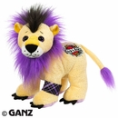 Webkinz Rockerz Lion - Rock N' Roar