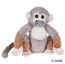 Webkinz Squirrel Monkey
