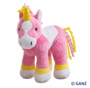 Webkinz Swirly Curl Unicorn