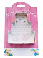 Cookie Cutters - Wedding Cake