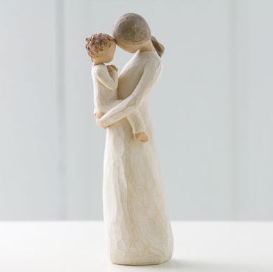 Willow Tree 174 Tenderness Figurine By Susan Lordi From