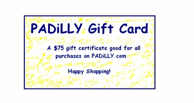 $75 Gift Certificate