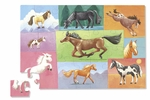 Crocodile Creek <br>Boxed Floor Puzzle <br>Horse