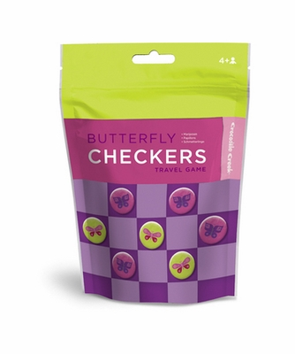 Crocodile Creek <br>Travel Game <br>Butterfly Checkers