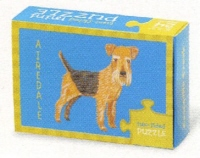 Crocodile Creek <br>Two-sided Puzzle <br>Airedale/Great Dane