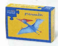 Crocodile Creek <br>Two-sided Puzzle <br>Pteranodon/Iguanodon