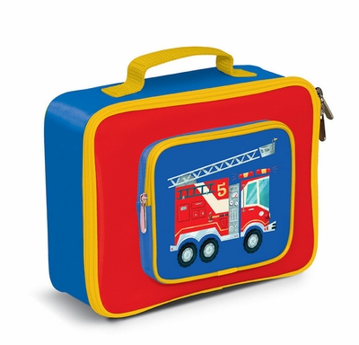 Crocodile Creek <br>Lunch Box <br>Fire Truck