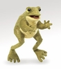 Folkmanis Puppet <br>Funny Frog