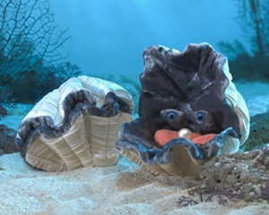 Folkmanis Puppet <br>Giant Clam