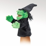 Folkmanis Puppet <br>Little Witch