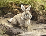 Folkmanis Puppet <br>Cottontail Rabbit