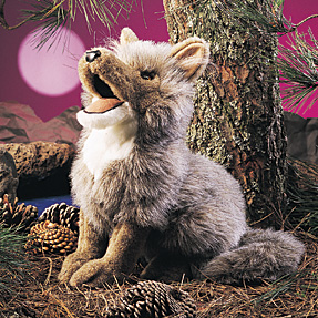 Folkmanis Puppet <br>Coyote