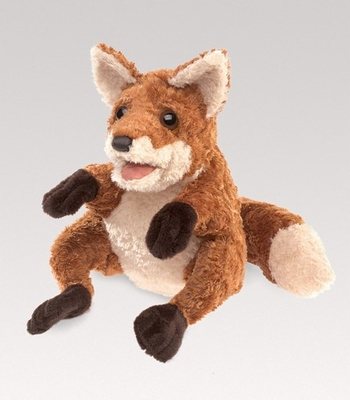 Folkmanis Puppet <br>Crafty Fox