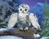 Folkmanis Puppet <br>Small Snowy Owl