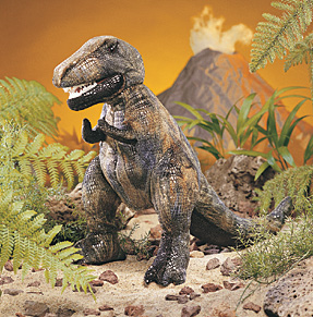 Folkmanis Puppet <br>Small T-Rex
