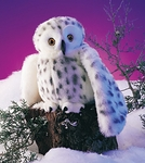 Folkmanis Puppet <br>Snowy Owl