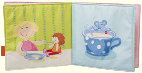 HABA Baby <br>A Day with Lotta Book