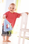 HABA Baby <br>Buccaneer Bill <br>Cuddle Cloth