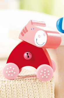 HABA Baby <br>Horse Paulina <br>Animal Scooter