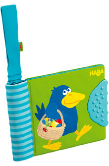 HABA Buggy Book <br>Orchard